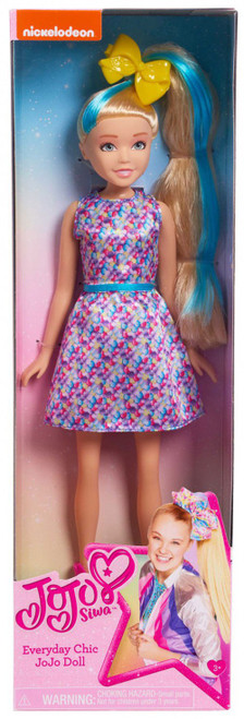 Nickelodeon JoJo Siwa Everyday Chic JoJo Doll