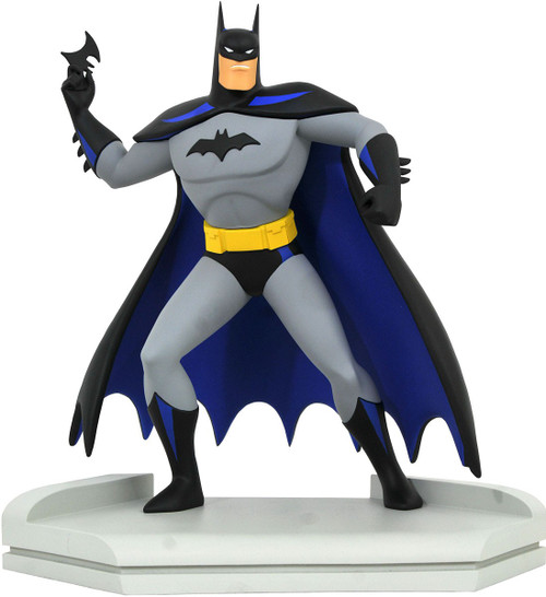 DC Justice League Animated Premiere Collection Batman 11-Inch Statue