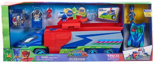 Disney Junior PJ Masks PJ Seeker Exclusive Vehicle Playset [Bonus Catcar]