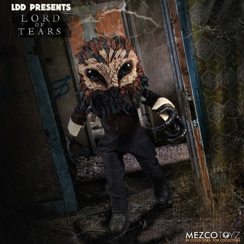 Living Dead Dolls Lord of Tears LDD Presents Owlman 10-Inch Doll