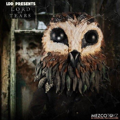 Living Dead Dolls Lord of Tears LDD Presents Owlman 10-Inch Doll