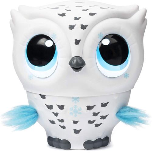 Owleez Electronic Pet [White]
