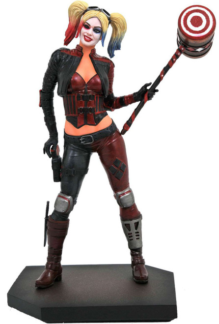 Injustice 2 DC Gallery Harley Quinn 9-Inch PVC Statue [Injustice 2]