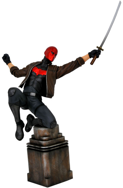 DC Gallery Red Hood 9-Inch PVC Statue
