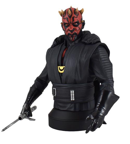Solo: A Star Wars Story Darth Maul Half-Scale Bust [Crimson Dawn]