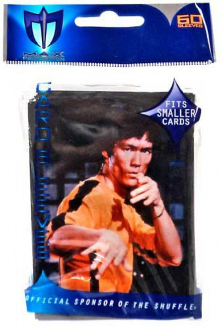 Card Supplies Bruce Lee Small Card Sleeves [60 Count]