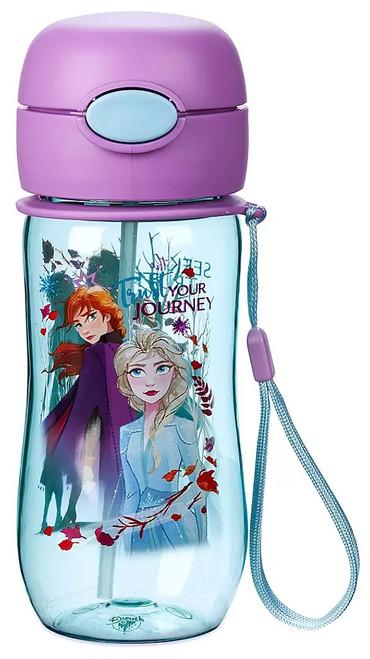 Disney Frozen 2 Frozen 2 Exclusive Flip Top Water Bottle