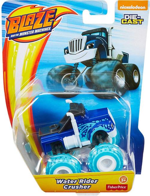 Fisher Price Blaze & the Monster Machines Water Rider Crusher Diecast Car