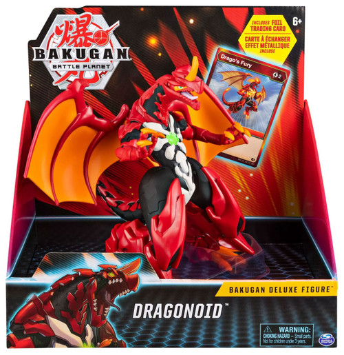 Bakugan Battle Planet Dragonoid Deluxe Action Figure