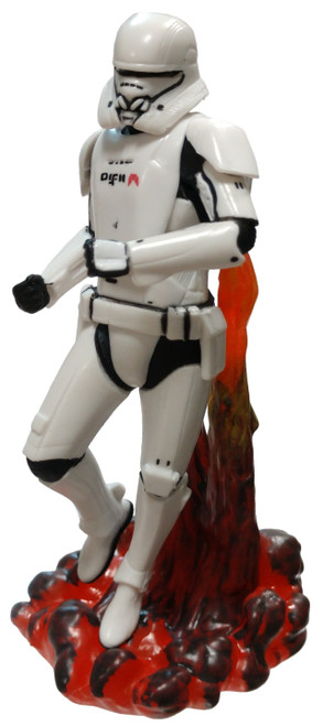 Disney Star Wars The Rise of Skywalker The First Order Jet Trooper 4.25-Inch PVC Figure [Loose]