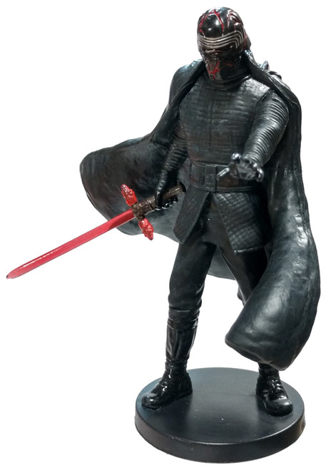 Disney Star Wars The Rise of Skywalker The First Order Supreme Leader Kylo Ren 4-Inch PVC Figure [Loose]
