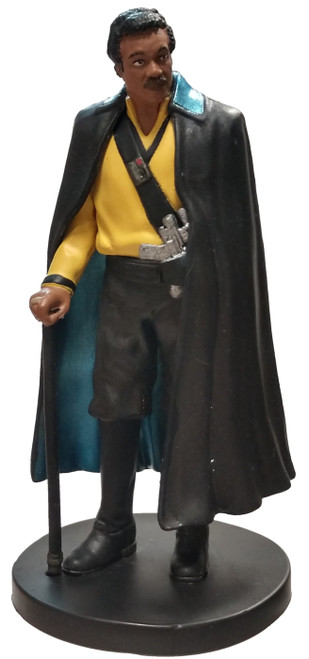 Disney Star Wars The Rise of Skywalker The Resistance Lando Calrissian 4-Inch PVC Figure [Loose]