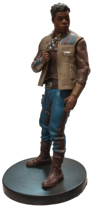Disney Star Wars The Rise of Skywalker The Resistance Finn 3.5-Inch PVC Figure [Loose]