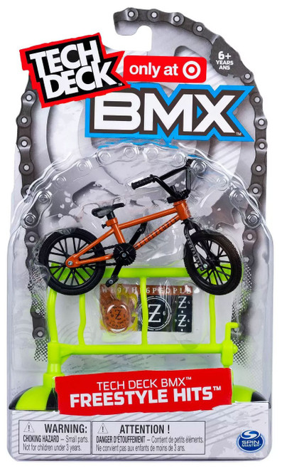 Tech Deck Bmx Mini Figure 2 Pack Wethepeople Bikes Gold Black Exclusive Spin Master Toywiz