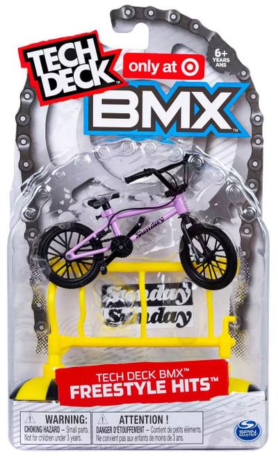 Tech Deck BMX Freestyle Hits Sunday Exclusive Mini Bike