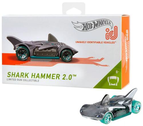 Hot Wheels ID Shark Hammer 2.0 Diecast Car