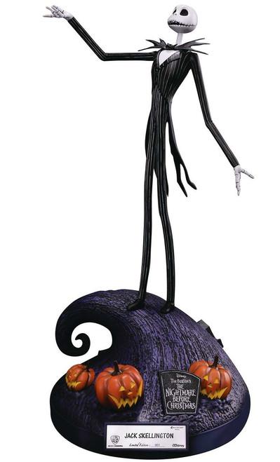 Disney Nightmare Before Christmas Jack Skellington Exclusive 15.5-Inch Statue MC-015