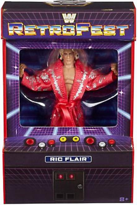 WWE Wrestling Elite Collection RetroFest Ric Flair Action Figure