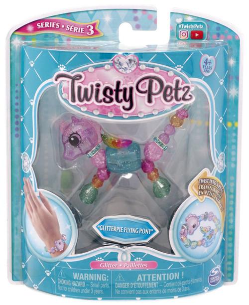 Twisty Petz Series 3 Glitterpie Flying Pony Bracelet