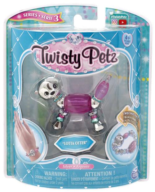 Twisty Petz Series 3 Lotta Otter Bracelet