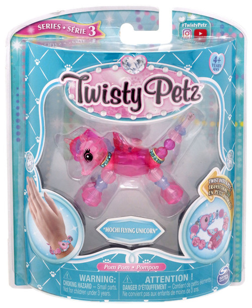 Twisty Petz Series 3 Mochi Flying Unicorn Bracelet