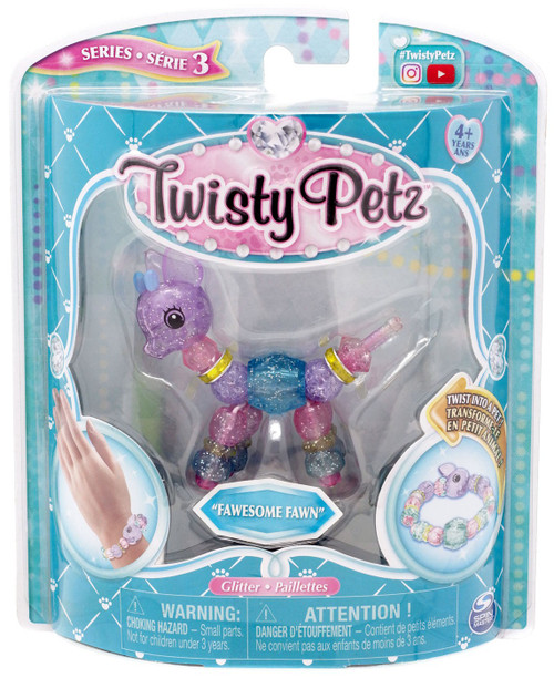 Twisty Petz Series 3 Fawesome Fawn Bracelet