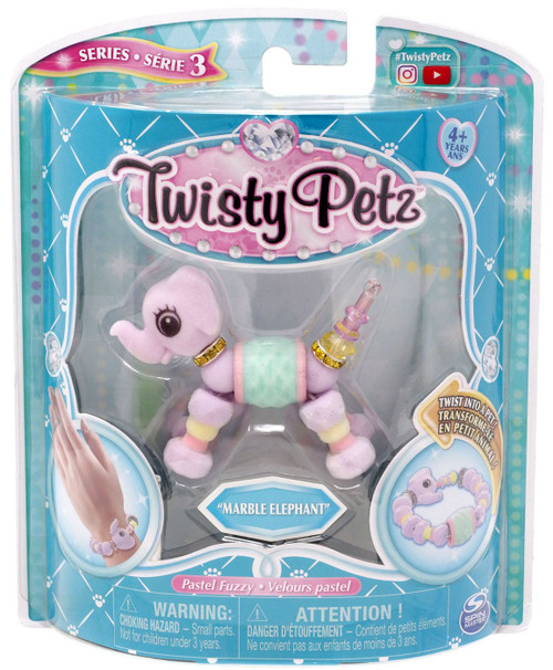 Twisty Petz Series 3 Marble Elephant Bracelet