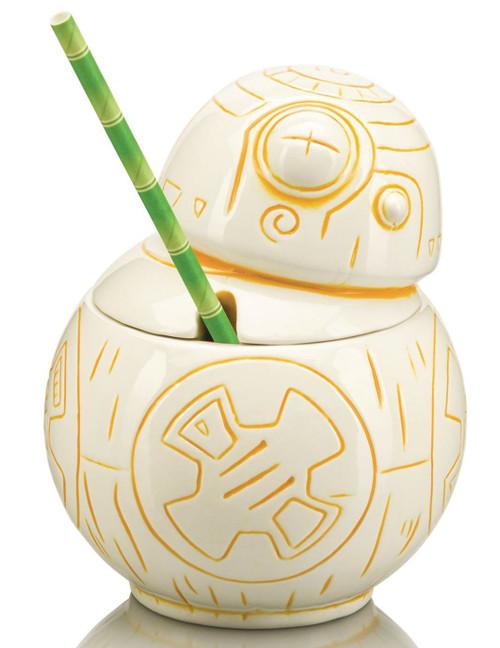 Star Wars The Force Awakens Geeki Tiki BB-8 7-Inch Tiki Glass