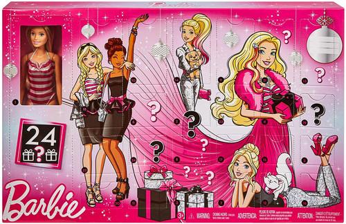 2019 Barbie Advent Calendar