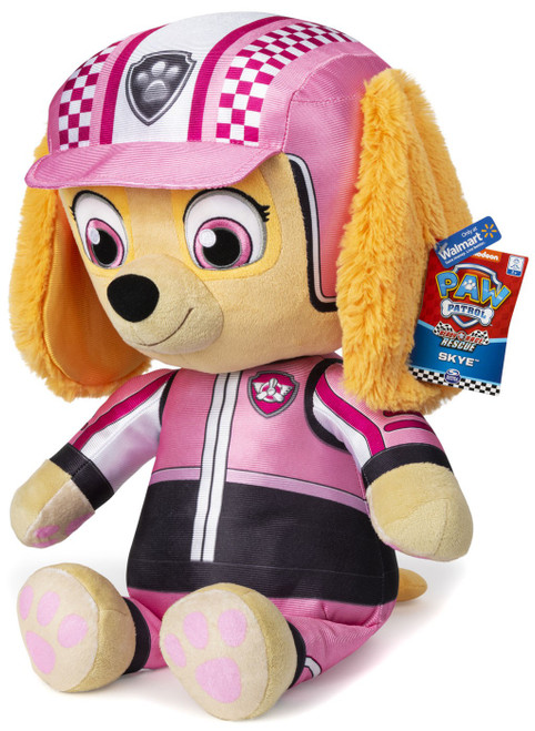 Paw Patrol Ready Race Rescue Skye Exclusive 24-Inch Jumbo Plush