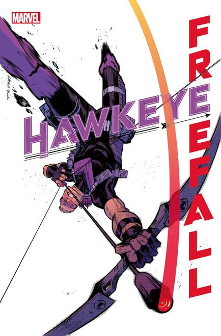 Marvel Hawkeye Freefall #1 Comic Book
