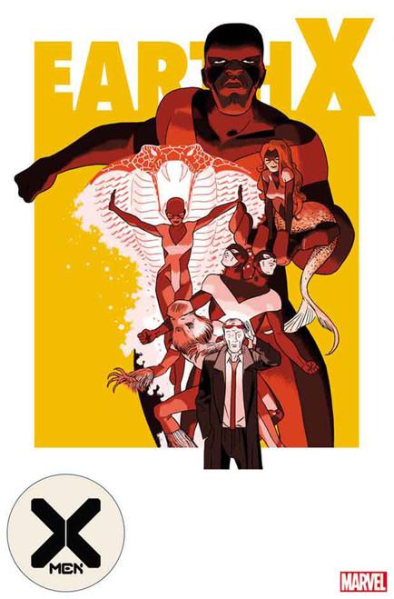 Marvel X-Men #5 Comic Book [Marcos Martin Marvel's X Variant Cover]