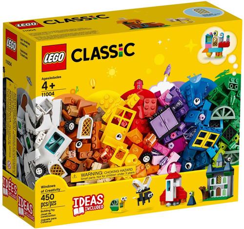 LEGO Classic Windows of Creativity Set #11004