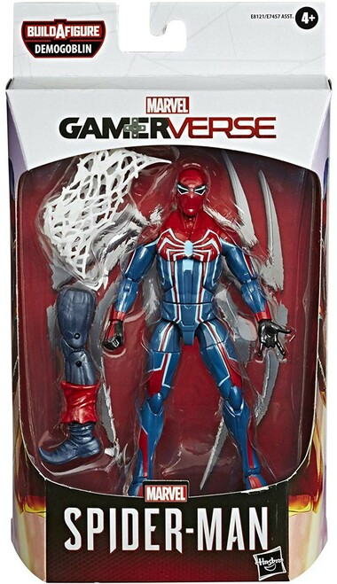 Gamerverse Marvel Legends Demogoblin Series Spider-Man Action Figure [Velocity Suit]