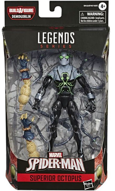 Marvel Legends Demogoblin Series Superior Octopus Action Figure