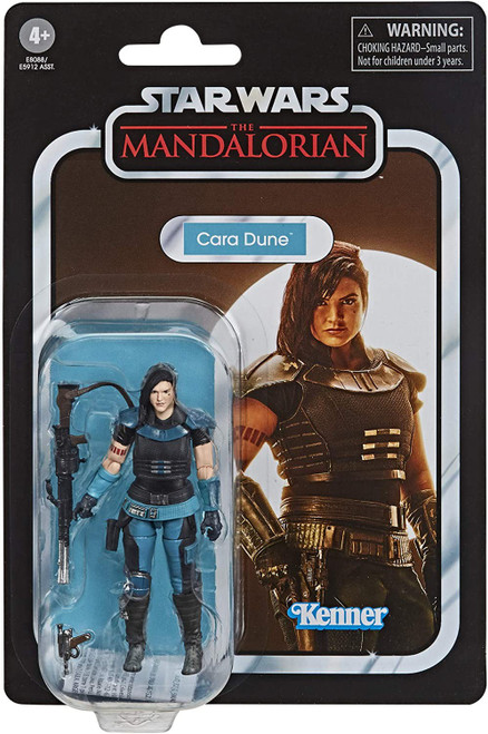 Star Wars The Mandalorian Vintage Collection Cara Dune Action Figure