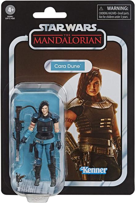 Star Wars The Mandalorian Vintage Collection Cara Dune Action Figure