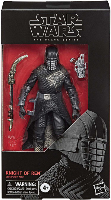 Star Wars The Rise of Skywalker Black Series Knight of Ren Action Figure