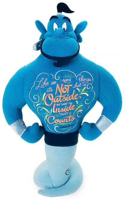 Disney Aladdin Wisdom Genie Exclusive Plush