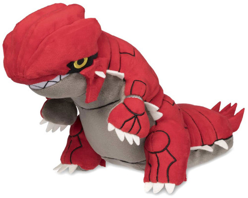 Pokemon Boss Costume Collection Groudon Exclusive 13-Inch Plush
