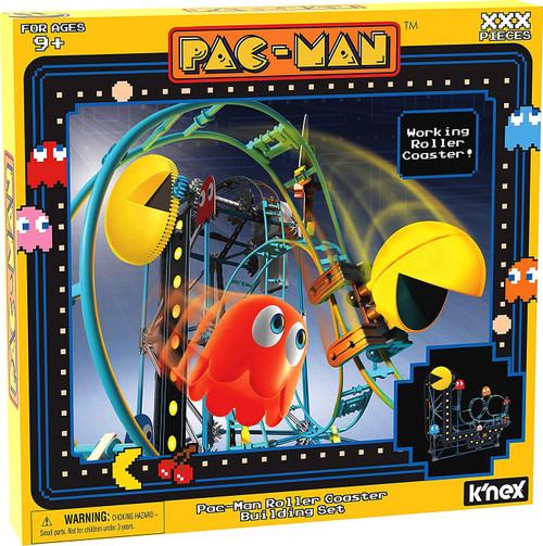 K'NEX Pac-Man Roller Coaster Set