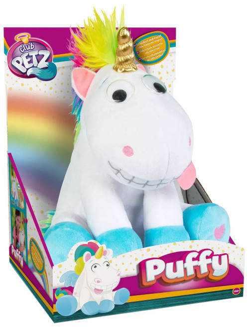 Club Petz Funny Friends Puffy Exclusive Plush with Sound