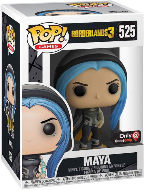 Funko Borderlands 3 POP! Games Maya Exclusive Vinyl Figure #525