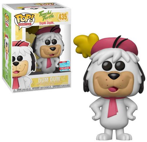Funko Hanna-Barbera POP! Animation Dum Dum Exclusive Vinyl Figure #435