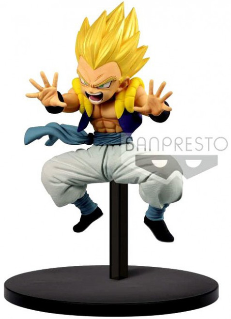 Z-Battle Dragon Ball Z: Buyu Retsuden Super Saiyan Gotenks 3.9-Inch Collectible PVC Figure