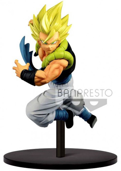 Z-Battle Dragon Ball Z: Buyu Retsuden Super Saiyan Gogeta 6.7-Inch Collectible PVC Figure