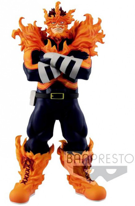 My Hero Academia Age of Heroes Endeavor 7.5-Inch Collectible PVC Figure