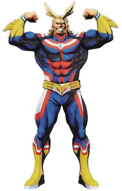 My Hero Academia Grandista Manga Dimensions All Might 11-Inch PVC Figure