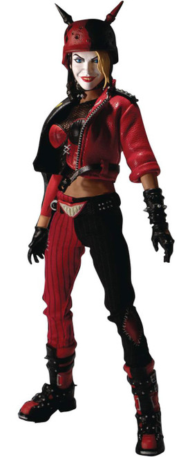 DC One:12 Collective Harley Quinn Exclusive Action Figure [Playing For Keeps]