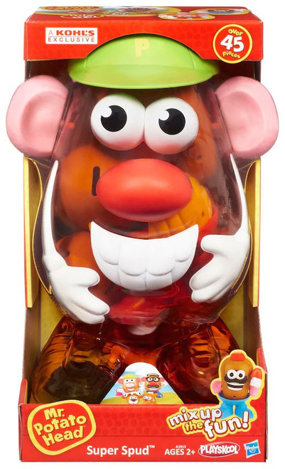 Mr. Potato Head Super Spud Exclusive Playset
